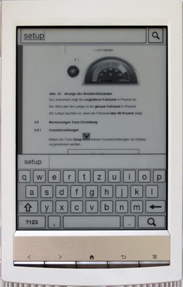 E-Book mit Suche